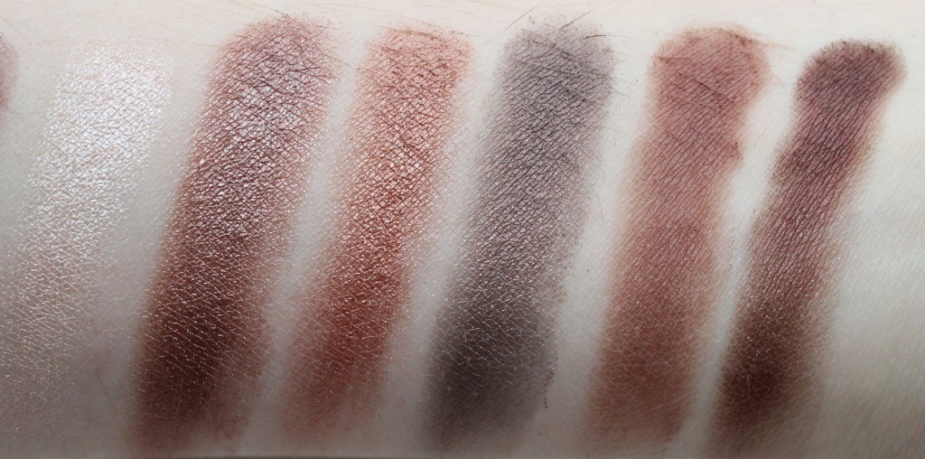 swatches naked chocolate