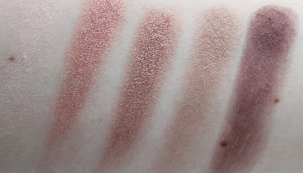 swatches naked chocolate 2