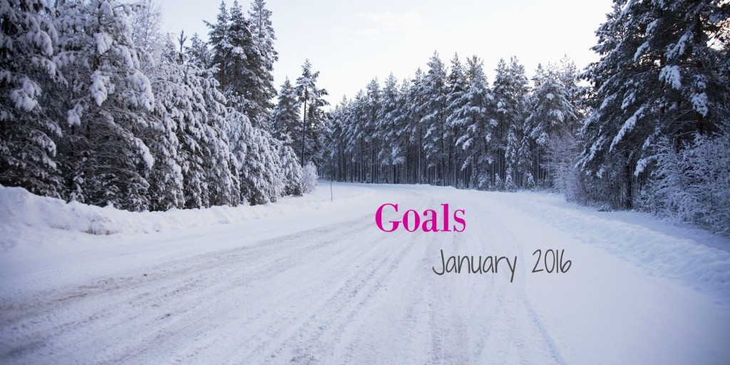 goals january 2016