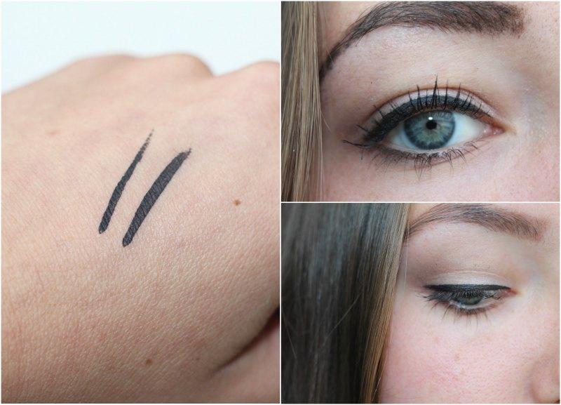 swatches eyeliner paris memories